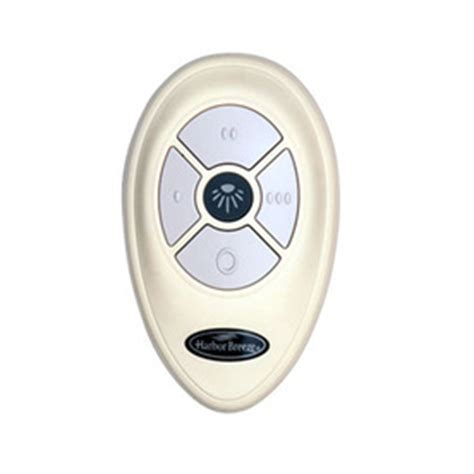 shop harbor breeze handheld ceiling fan remote with 40 ft