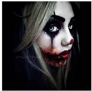 Zombie Schminken Bilder : killer clown kost me pinterest ~ Frokenaadalensverden.com Haus und Dekorationen