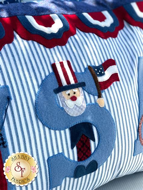 shabby fabrics pillow club shabby fabrics usa 28 images diy craft kit flag banner shabby chic american flag usa