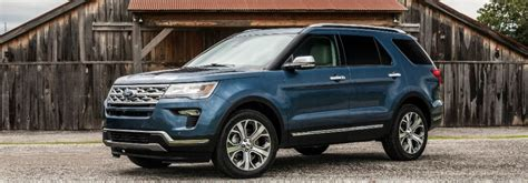 features    ford explorer special edition