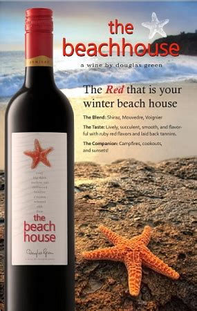 The Beach House Red 2014  750ml  Red Wine