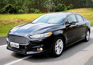 Ford Lan U00e7a Fusion Flex No Brasil Por R 92 990