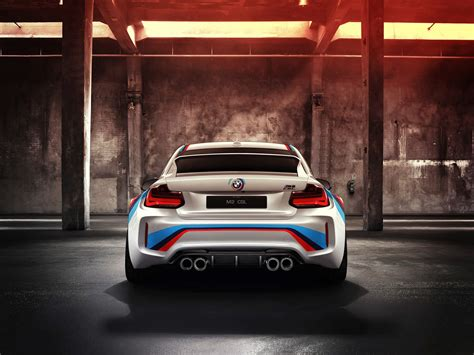 renderings of a potential bmw m2 csl