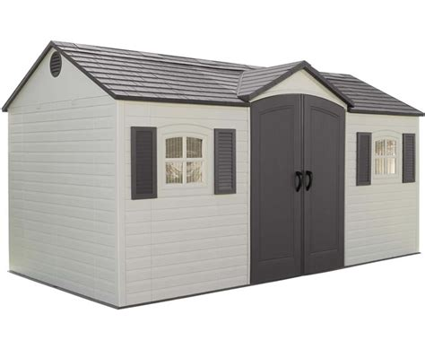Lifetime 10x8 Shed by Sheds Ottors Lifetime Outdoor Storage Shed Costco Guide