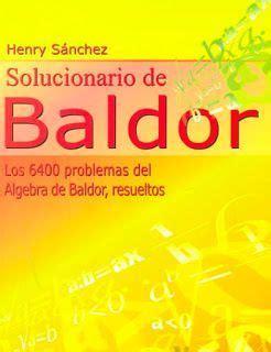 Descarga gratis la colección de libros rubiños | completo en pdf. libro pdf gratis - solucionario de baldor pdf - algebra de baldor ejercicios resueltos completos ...