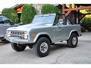 1966 To 1977 Ford Bronco For Sale On Classiccars Com
