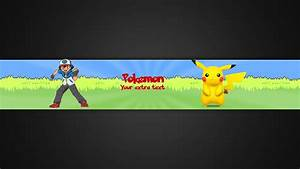 youtube banner art 151 pokemon images