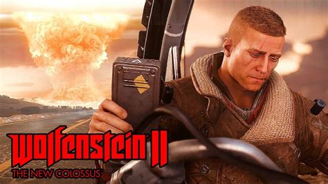 Wolfenstein Ii The New Colossus  50 Minutes Of Story