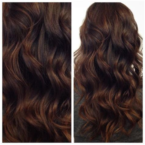 Warm Black Hair Dye by Best 25 Warm Brown Hair Ideas On Chocolate