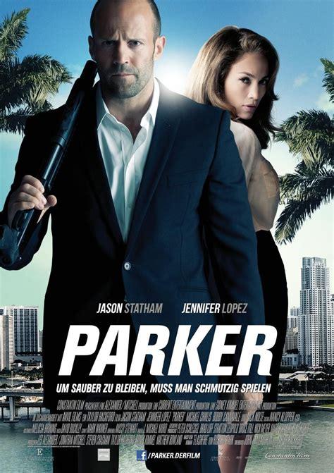 parker  poster  arrives  statham  lopez