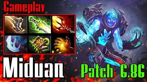 miduan arc warden patch 6 86 dota 2 gameplay youtube