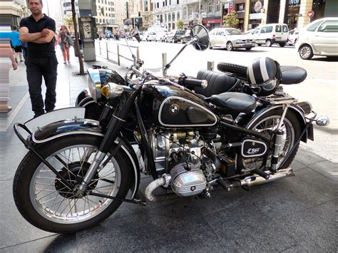 Madrid By Sidecar Motorcycle