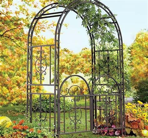 garden arbor with gate beautiful arbor designs garden ideas designing idea