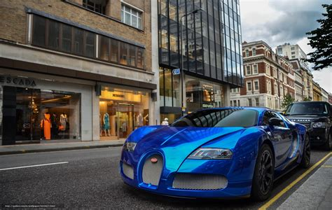 bureau bugatti tlcharger fond d 39 ecran hypercar bugatti veyron bleu