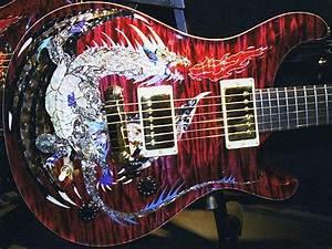 Prs Guitars  Dragon 2000