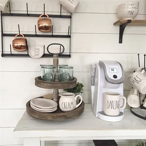 Cobleys Coffee House And Kitchen by Diy Shiplap And Coffee Bar Decorating To Display Dunn