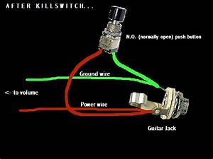 Push-pull Pot Kill Switch