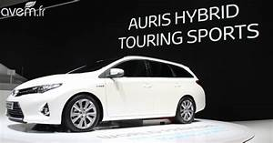 Toyota Auris Break Hybride : auris touring sports toyota d voile le premier break compact hybride au mondial de paris ~ Medecine-chirurgie-esthetiques.com Avis de Voitures