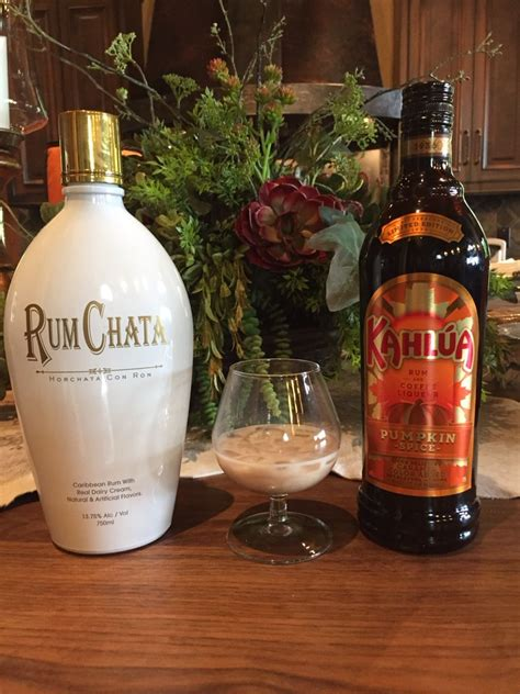 The result of 18 months of development and winner of various gold awards, elements 8 barrel infused spiced rum is a blend of completely natural fruits and spices. Holiday drink: Rum Chata and Kahlua, add a cinnamon stick as a stirrer. Enjoy over ice ...