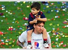 Barcelona's Lional Messi hails 'emotional' Liga success