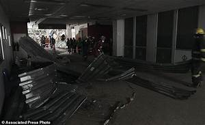 5 injured in roof collapse at South African hospital ...