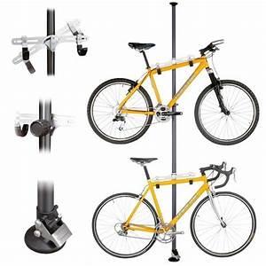Support Rangement Velo : topeak dual touch bike stand 2 bikes probikeshop ~ Melissatoandfro.com Idées de Décoration