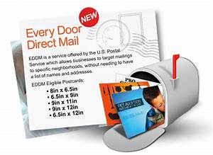 eddm With usps every door direct mail template