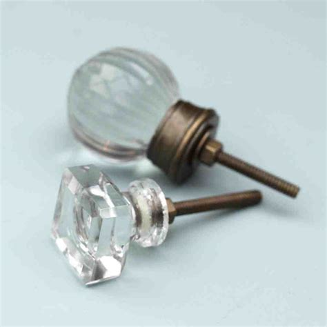 glass cabinet door knobs vintage glass cabinet knobs effects
