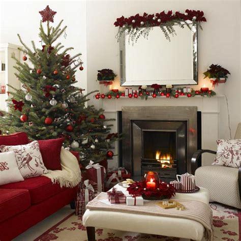 idee decoration noel interieur maison