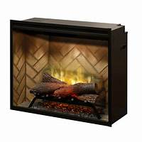 built in electric fireplace Dimplex 30 Inch Revillusion Built-In Electric Fireplace | RBF30 | Dimplex