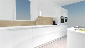 Meuble Avec Plan De Travail : ordinaire meuble de cuisine avec plan de travail 3 ~ Dailycaller-alerts.com Idées de Décoration