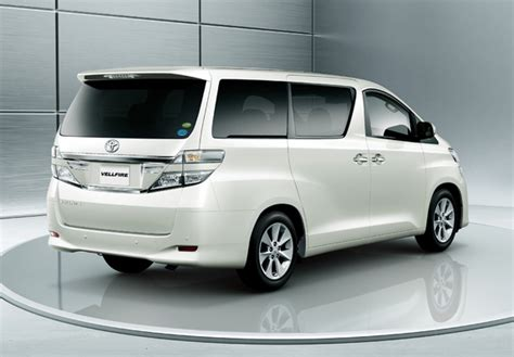 Toyota Vellfire Wallpapers by Wallpapers Of Toyota Vellfire 2 4 V Anh20w 2011