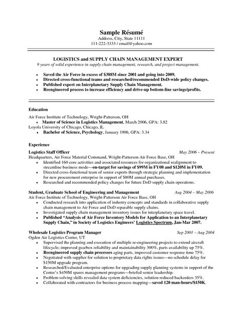 resume exles objective sales manager logistics company resume sales logistics lewesmr