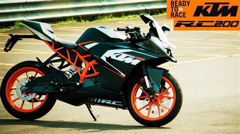 Review Ktm Rc 200 by Ktm Rc 200 Review 2015