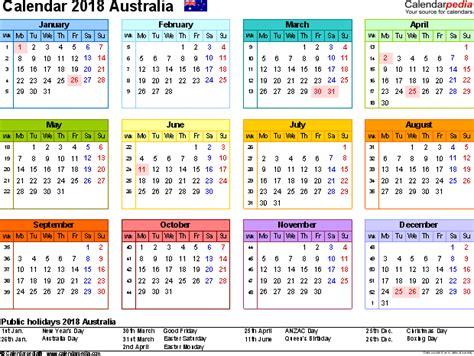 calendar australia calendar printable calendar template