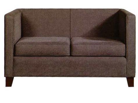 canapé peu profond 7 modèles de petits canapés 2 places à découvrir