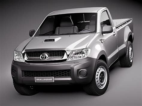 toyota hilux single cab pickup car vehicles  models