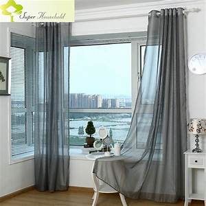 2016 modern curtains for living room tulle window bedroom With modern curtains for bedroom 2016