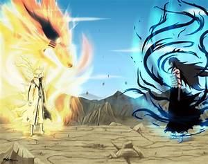 Sasuke Vs Naruto Shippuden Final Battle