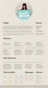 creative designer cv sle 10 interesting simple resume exles you would to notice