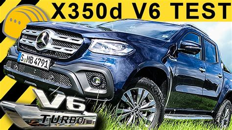 mercedes x klasse v6 x klasse x350d v6 test fahrbericht 258 ps 550nm 2018 mercedes x klasse amarok v6