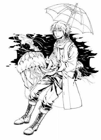 Murder Dramatical Clear Drawings Anime Deviantart
