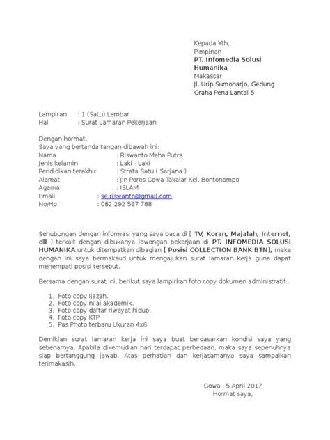 Perbedaan Surat Lamaran Kerja Dan Daftar Riwayat Hidup - suratlamaran.com
