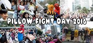 Event: 6th Hong Kong International Pillow Fight Day ...