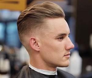 Dégradé Americain Court : coupe de cheveux en arri re homme le r tro d aujourd hui ~ Melissatoandfro.com Idées de Décoration