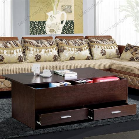 what to put on end tables besides ls espresso finish wood trunk coffee end table with sliding