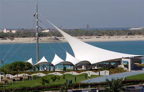 Corniche Abu Dhabi Abu Dhabi Corniche Structurflex