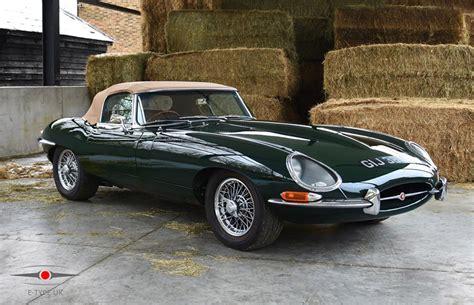 E Type Jaguars For Sale by Ultra Jaguar E Type 4 2 For Sale Following Its Return