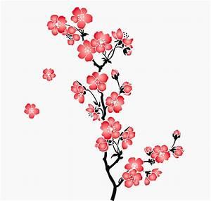 Sakura Baum Kaufen : fototapete ein zweig der bl henden kirschbaum sakura pixers wir leben um zu ver ndern ~ Frokenaadalensverden.com Haus und Dekorationen