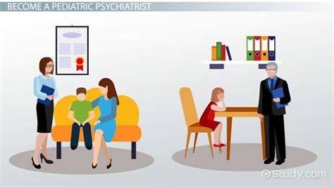pediatric psychiatrist education